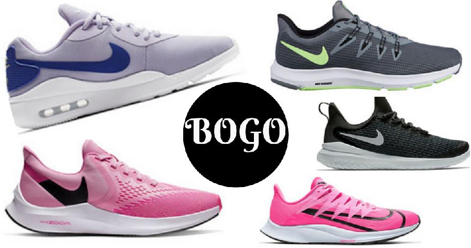 BOGO Nike Shoes | Starting at $29