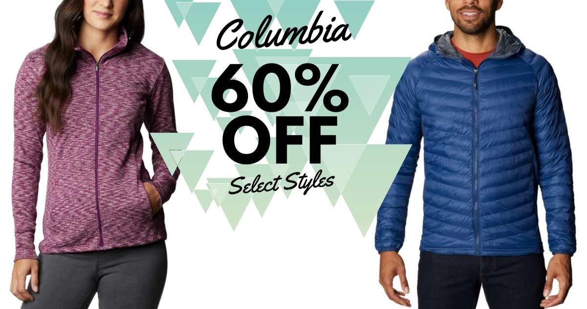 columbia coupon code