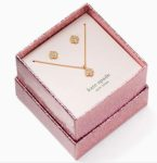 kate spade boxed jewelry set