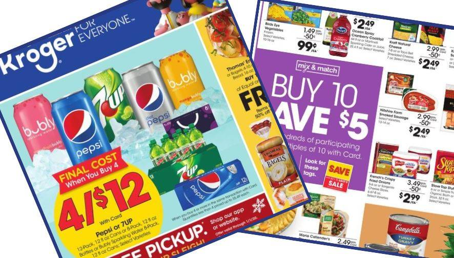 Kroger Weekly Ad 11 6 11 12 Southern Savers