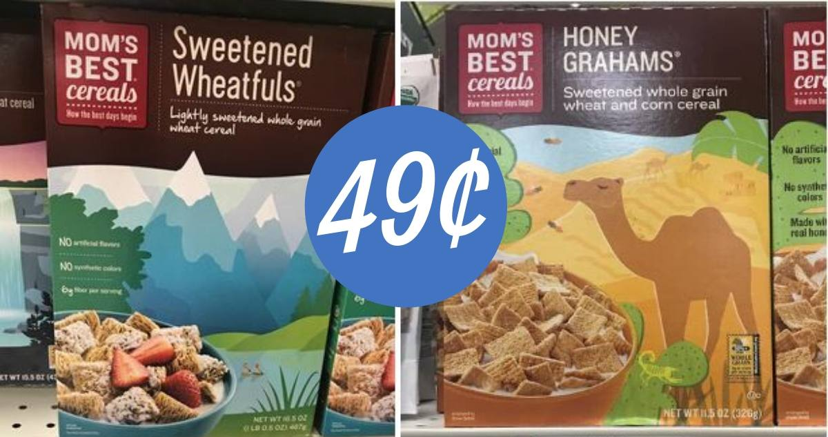 Mom S Best Cereal For 49 At Kroger Southern Savers