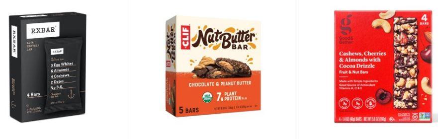 snack bars