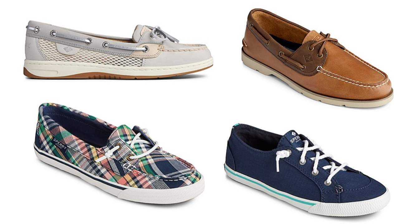 sperry coupons online