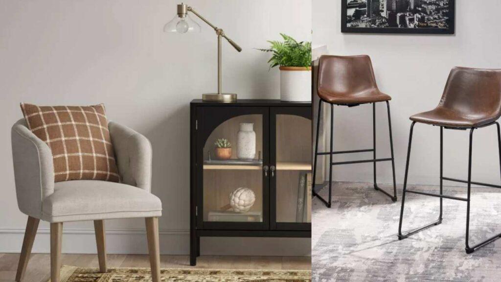 target furniture item