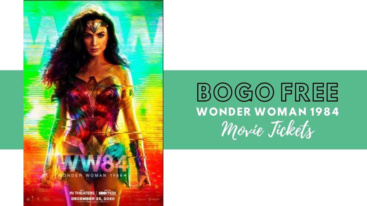 wonder woman bogo free