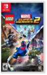 Lego Super Heroes 2 Nintendo Switch game