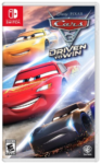 Cars 3 Nintendo Switch Game