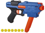 NERF rival finisher