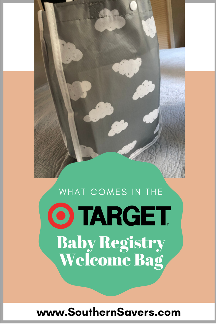 Everything in the Target Baby Registry Welcome Bag ...