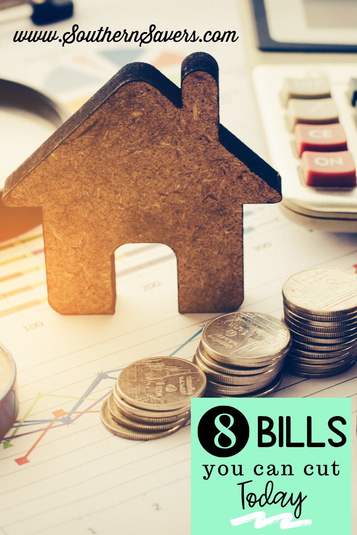 Looking to tweak your budget for 2020? Check out these 8 bills you can cut TODAY to trim your budget and save even more money.