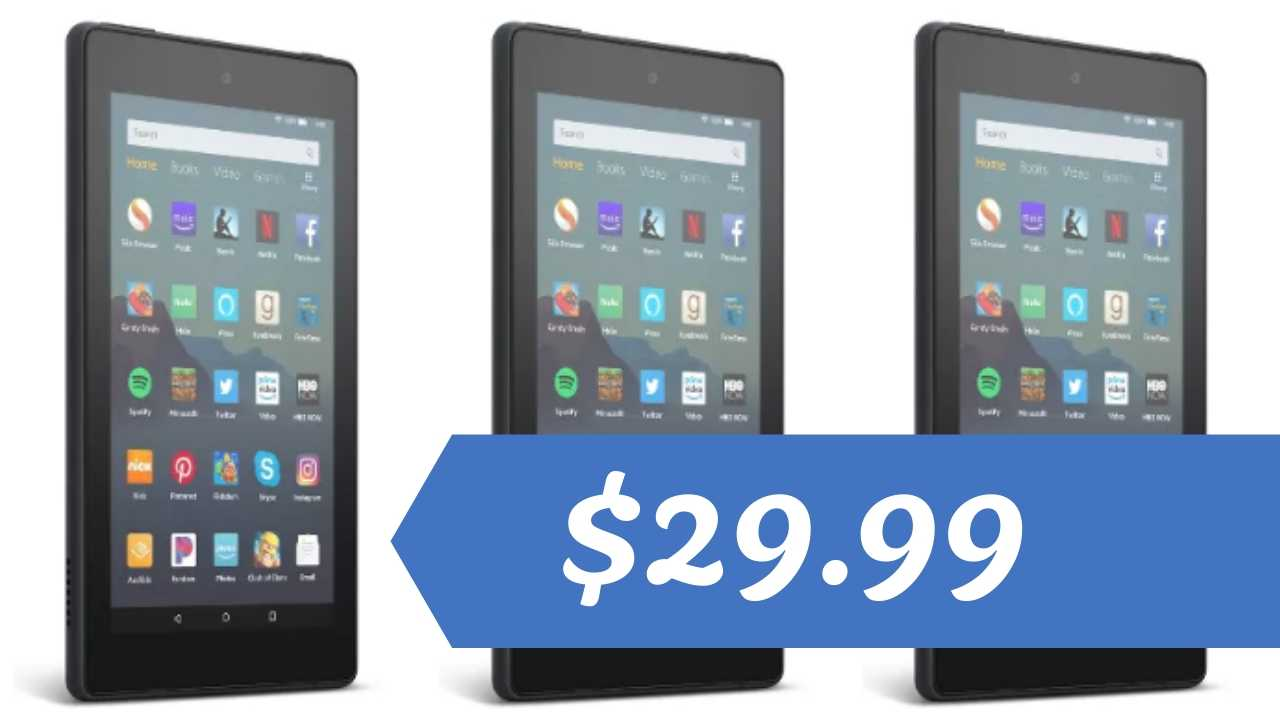 amazon fire for $29.99