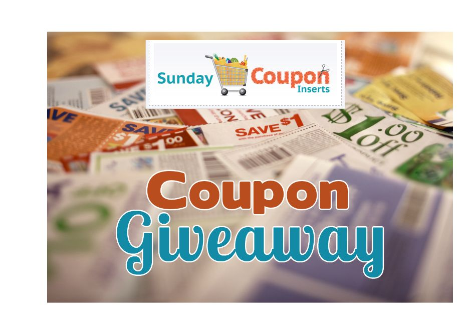 Sunday Coupon Inserts 4 Winners Get 4 Weeks Of Inserts Southern Savers