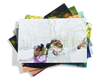 stack of photo prints