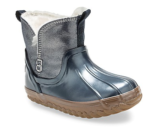 kid's sperry blue duck boots