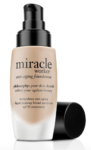 philosophy miracle worker foundation