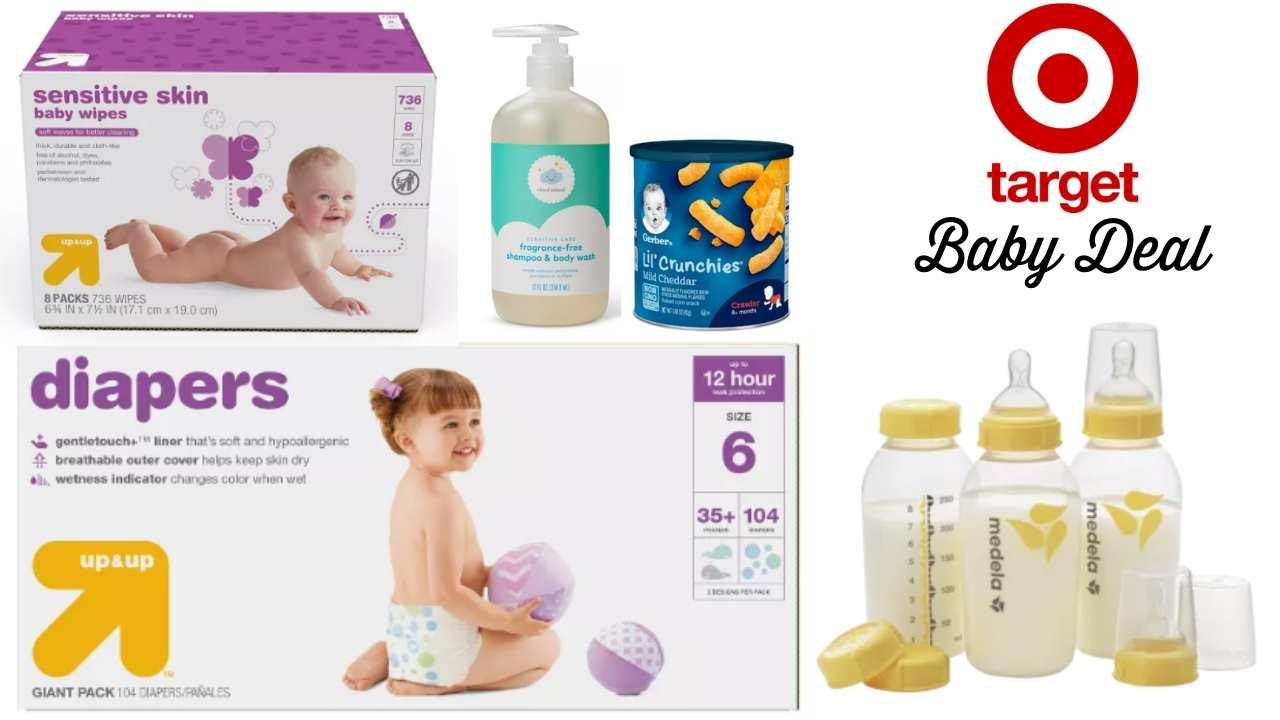 target baby deal