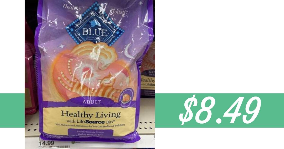 It's just a picture of Simplicity Blue Buffalo Printable Coupon 2020