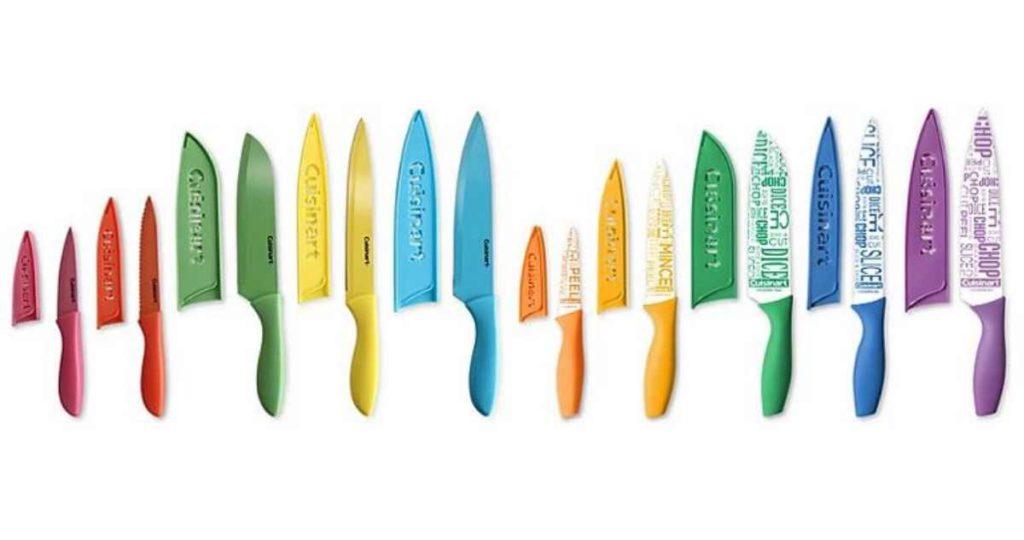 cuisinart cutlery set