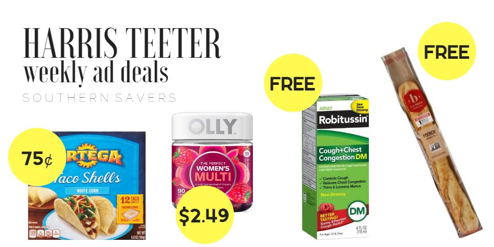 harris teeter weekly ad