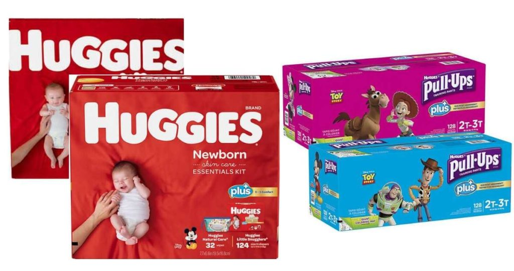 huggies diapers costco