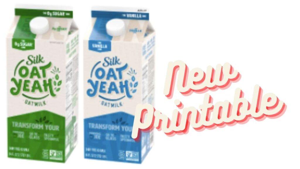 oat yeah oat milk