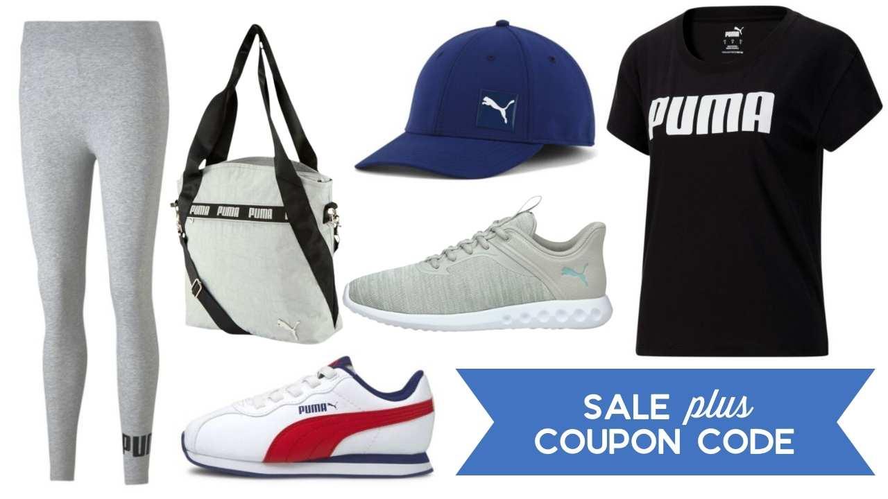 puma ebay sale and coupon code