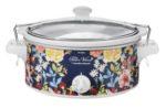 Pioneer Woman floral slow cooker