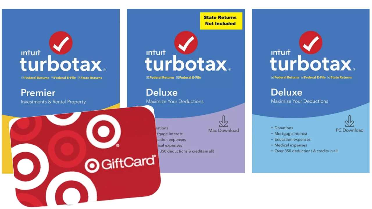 Purchase Turbotax 2019