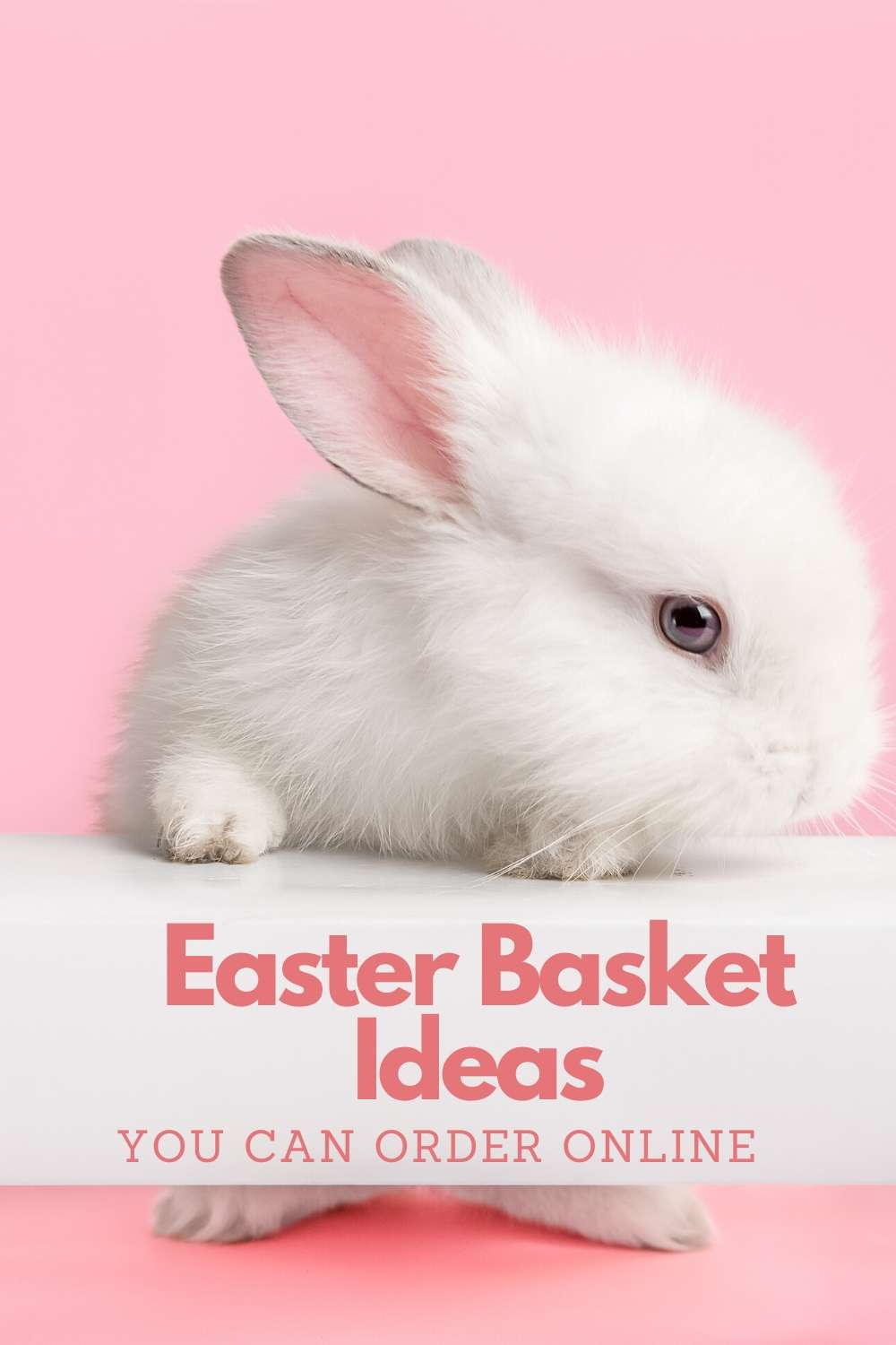 We've got less than two weeks till Easter, if you plan to gather basket items and not leave the house it's best to start now.  Here are 20 great Easter Basket items you can order online!