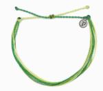 pura vida green anklet