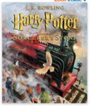 harry potter and the sorcerer's stone illustrated edition