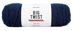 big twist value yarn