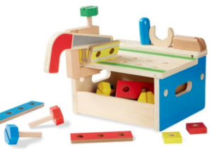 melissa and doug tool bench set