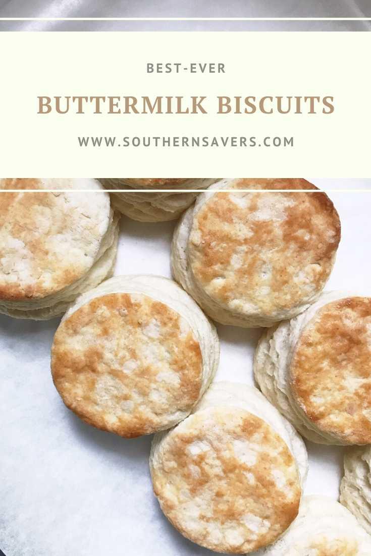 best ever buttermilk biscuits