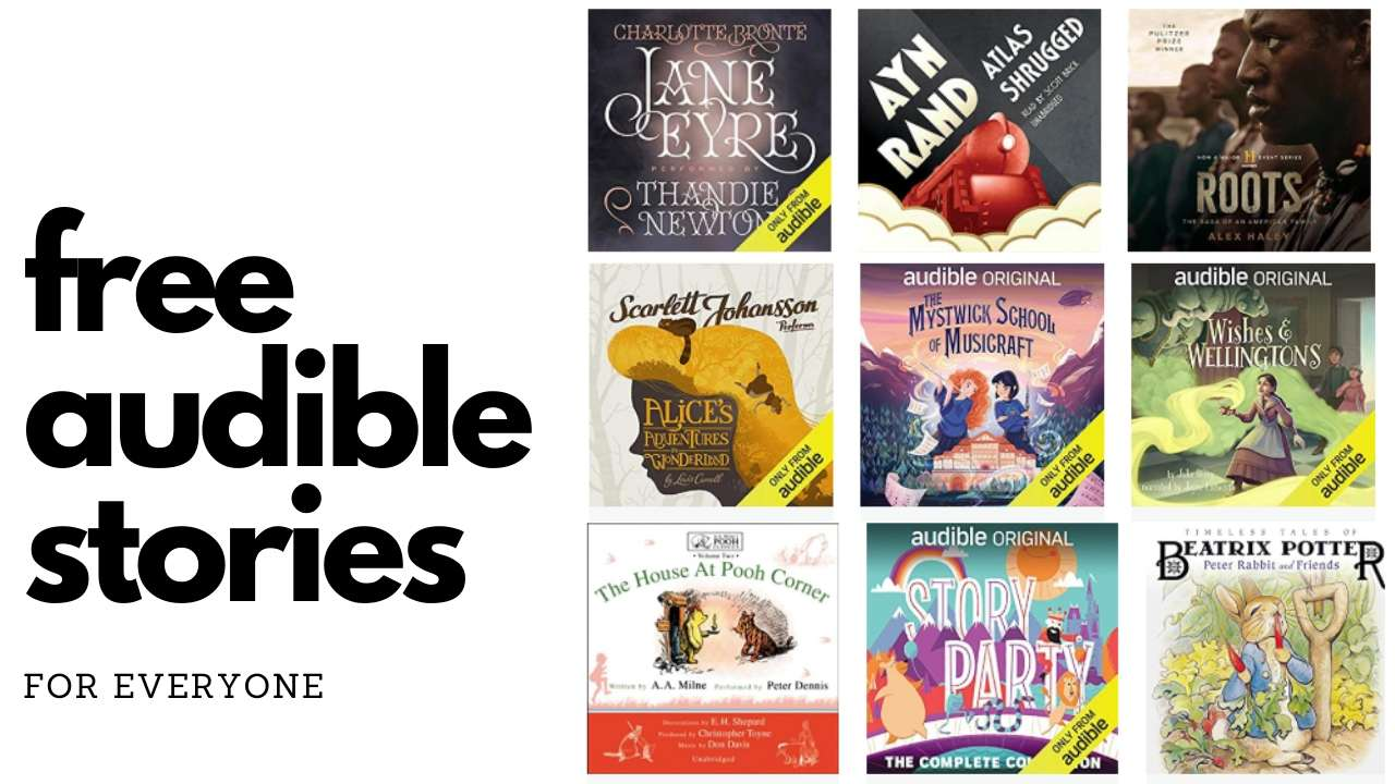 Kids - Download Audiobooks & eBooks for iPhone, Android, Kindle and more!