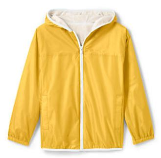 lands' end rain jacket