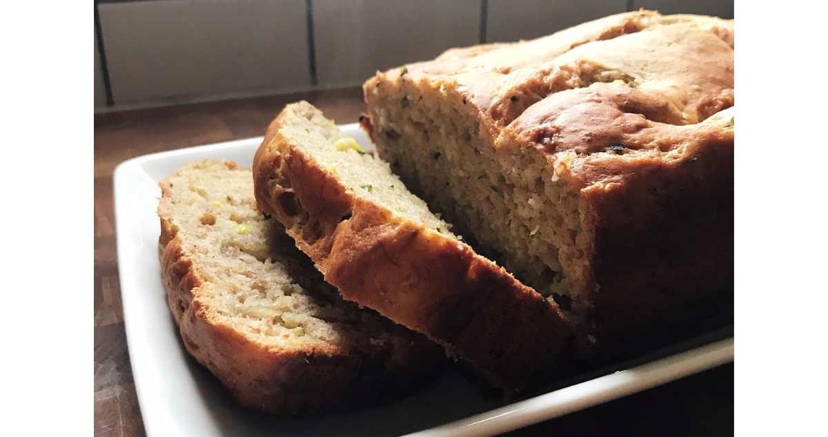 one-bowl banana bread