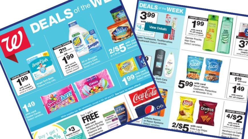 Walgreens Ad Coupons 3 15 3 21 Southern Savers