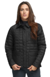 womens north face coat