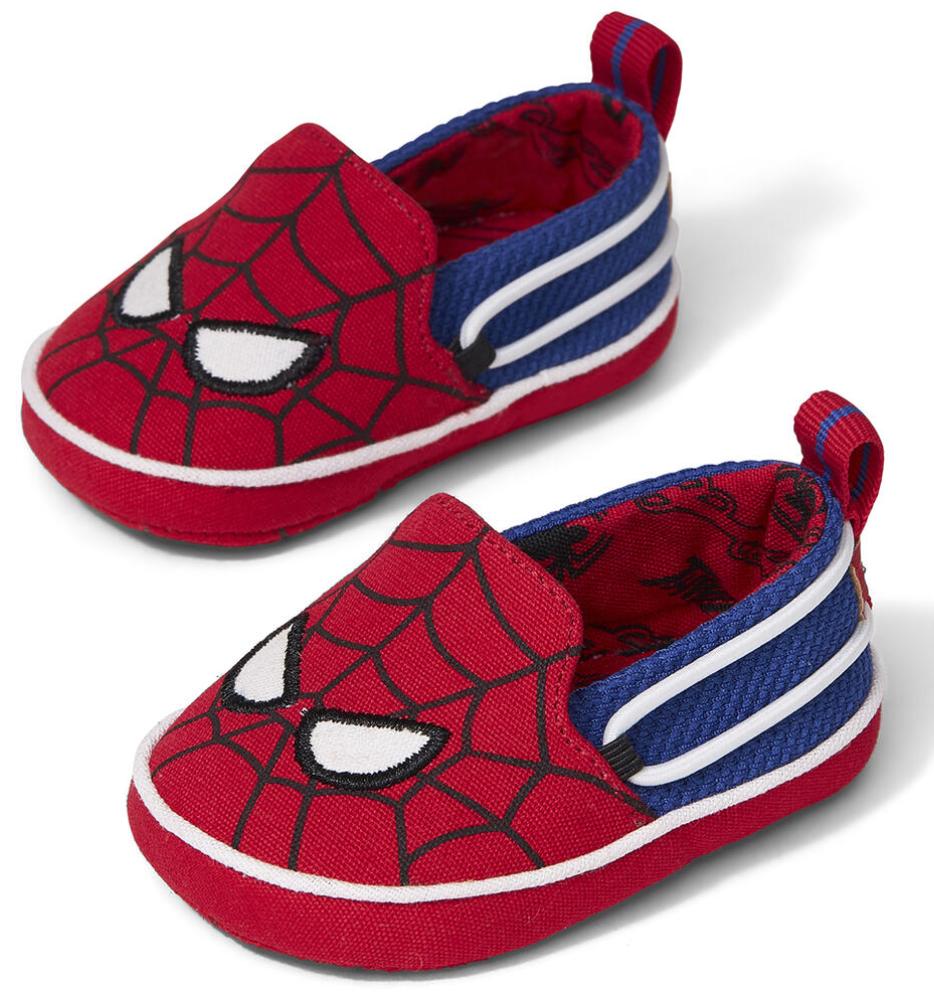 spiderman toms