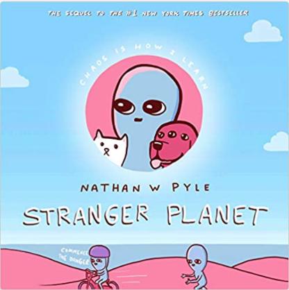 Stranger Planet book