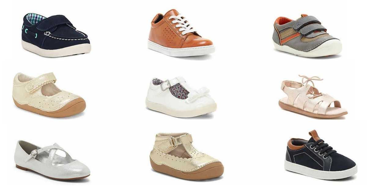 DSW: $10 Kids' Shoes + Free Shipping