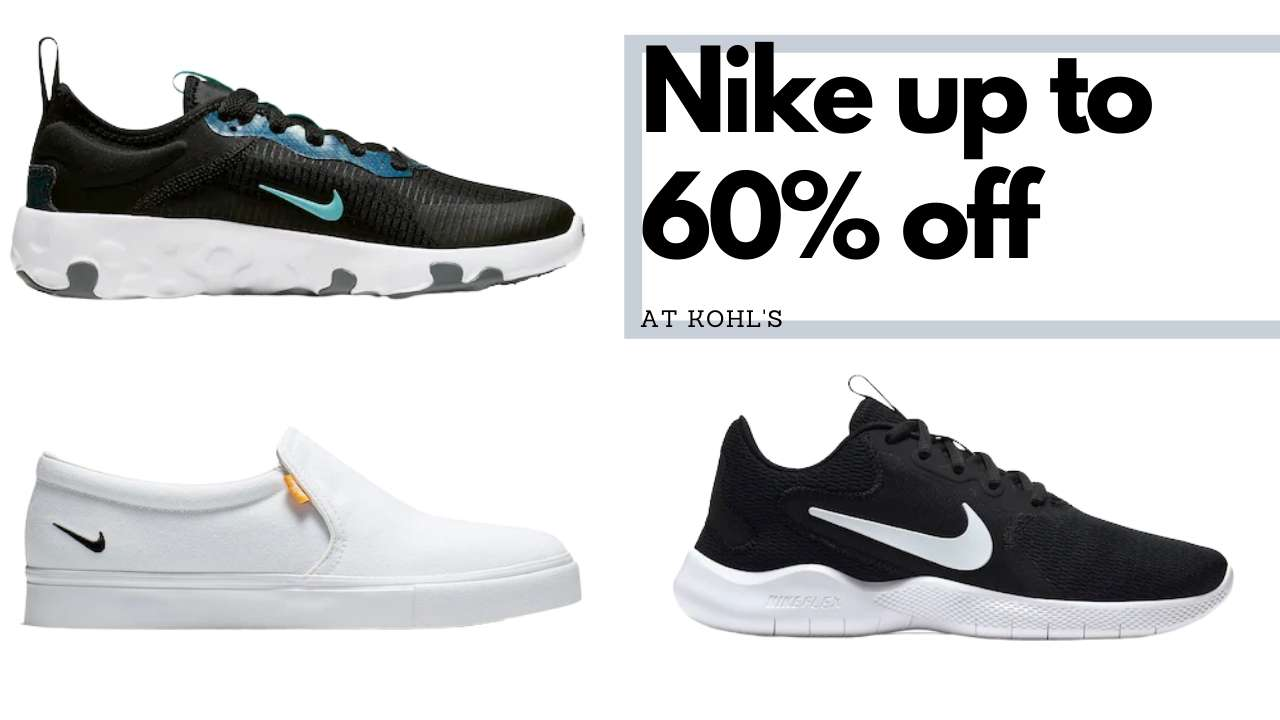 off Nike Shoes for the Whole Family