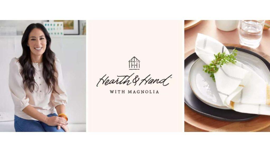 magnolia hearth and hand line