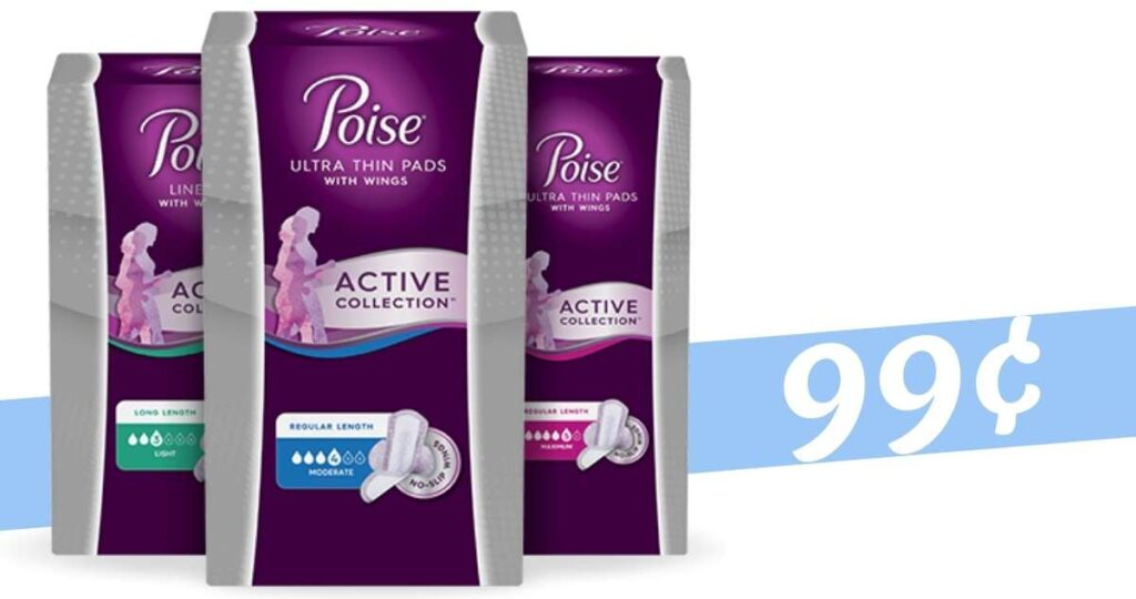 poise active liners