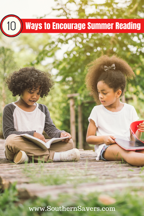 Keep your kids stretching their brains this summer with a roundup of ways to encourage summer reading: bookmarks, games, and more!