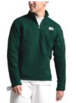 north face men's fleece pullover