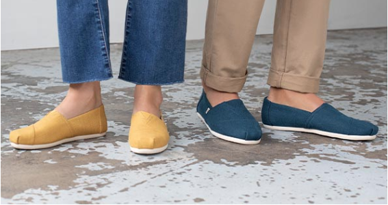 toms free shipping