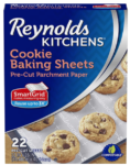reynolds cookie baking sheets