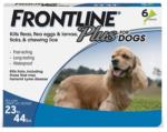 frontline plus medium dogs